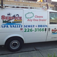 Photo taken at Napa Vallry Sewer  And Drain by Duzvdo M. on 7/2/2013