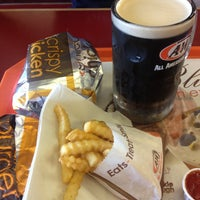 Photo taken at A&W Restaurant by Rin N. on 6/7/2015