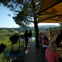 Photo taken at Agriturismo Guardastelle - Sovestro in Poggio Winery by Jonathan Y. on 5/20/2016