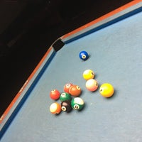 Photo taken at Golden Break Snooker & Pool Club by Fiona L. on 11/14/2015