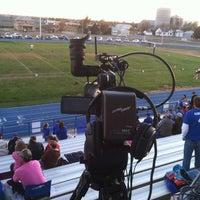 Photo taken at Ness City High School by Jordan S. on 10/30/2012