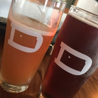 Photo taken at Defiance Brewing Co. by Jordan S. on 6/10/2017