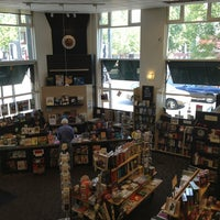Photo taken at Books Inc. by John R D. on 7/19/2013