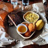 Photo taken at Peckinpah BBQ by Dan U. on 2/11/2013