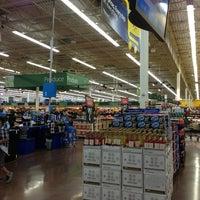Photo taken at Walmart Supercenter by Chris B. on 1/4/2013