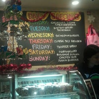 Photo taken at Native Foods by Leighton G. on 11/25/2012