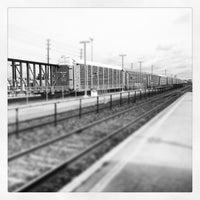 Photo taken at Oakville GO Station by Chris T. on 3/27/2013