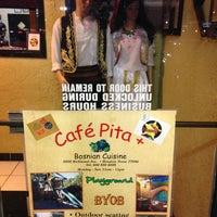 Photo taken at Pita Pit by Ginger L. on 1/8/2013