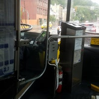 Photo taken at NJT - Bus 126 by Adam on 7/7/2017