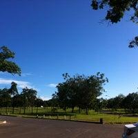 Photo taken at Quiosque do Estacionamento 3 by Junior B. on 2/12/2013