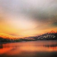 Photo taken at Caples Lake by Joel D. on 9/3/2013
