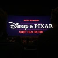 Photo taken at Disney & Pixar Short Film Festival (Magic Eye Theater) by JA on 3/12/2017