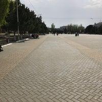 Photo taken at Площадь by Sia on 4/30/2017