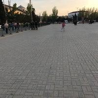 Photo taken at Площадь by Sia on 5/1/2017