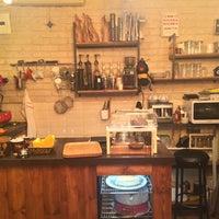 4/19/2016 tarihinde Zuhal Ü.ziyaretçi tarafından Tribu Caffe Artigiano'de çekilen fotoğraf