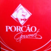 Foto diambil di Porcão Gourmet oleh Danilo G. pada 2/3/2013