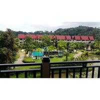 Photo taken at Khaolak Emeral Beach Resort & Spa by ZaTan W. on 7/20/2015
