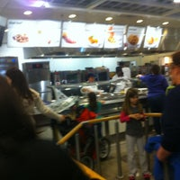 Photo taken at IKEA Restaurant by Wesley S. on 2/23/2013