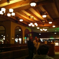 Photo taken at Demos' Restaurant by Wesley S. on 1/22/2013
