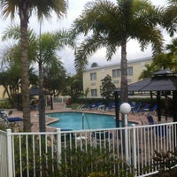 Photo taken at Quality Inn & Suites by Wesley S. on 3/6/2014