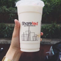 Photo taken at Share Tea by Sitti Hardiyanti B. on 6/10/2015