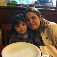 Photo taken at Restaurante Pizzaria e Chopperia Makey by Mauricio L. on 9/28/2012