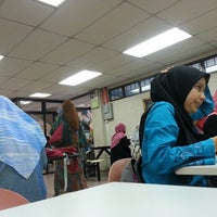 Photo taken at AIKOL Cafeteria by Huzaifah M. on 5/7/2013