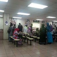 Photo taken at AIKOL Cafeteria by Huzaifah M. on 5/8/2013