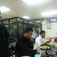 Photo taken at AIKOL Cafeteria by Huzaifah M. on 5/17/2013