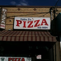 Photo taken at Eddie D's Pizza by Rob on 11/14/2012