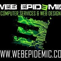 Photo taken at Web Epidemic by Web Epidemic on 11/10/2015