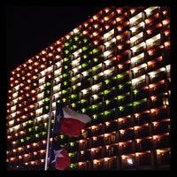 Photo taken at Hilton Palacio del Rio by Marcos R. on 12/9/2012