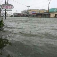 Photo taken at Frankenstorm Apocalypse - Hurricane Sandy by Sue R. on 10/29/2012