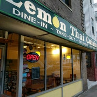 Photo taken at Lemon Thai Cuisine by Jon W. on 2/21/2017