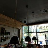 Photo taken at Pavement Coffeehouse by Jon W. on 7/10/2017