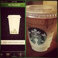 Photo taken at Starbucks by Ryan M. on 4/4/2013
