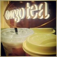 Photo taken at Argo Tea by Ryan M. on 11/20/2012