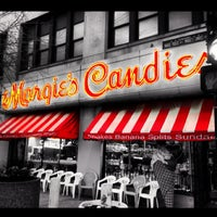 Photo taken at Margie's Candies by Ryan M. on 4/17/2013