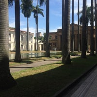 Photo taken at Palácio Itamaraty by Queli D. on 3/2/2017
