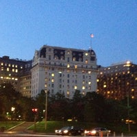 Photo taken at InterContinental The Willard Washington D.C. by Laura B. on 7/17/2013