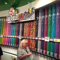 Photo taken at M&M's World by Laura B. on 9/29/2012