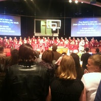 Photo taken at Rock Springs Church by Shelley W. on 3/24/2013