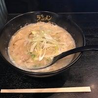 Photo taken at Ramen Unari by わち on 2/11/2017