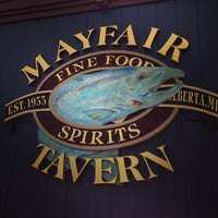 Photo taken at Mayfair Tavern by Brandy W. on 5/1/2015
