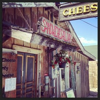 Photo taken at Fishtown Village Cheese Shanty by Brandy W. on 6/7/2013