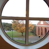 Photo taken at Bentley Library by Keyu W. on 10/8/2012