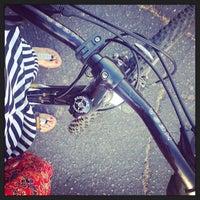 Photo taken at Bike Barn by Irene V. on 5/10/2014