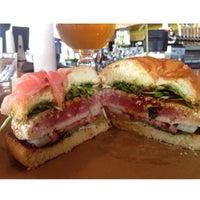 Photo taken at Hopdoddy Burger Bar by Irene V. on 6/28/2014