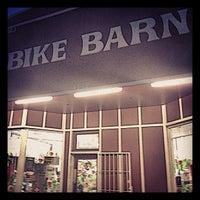 Photo taken at Bike Barn by Irene V. on 12/18/2013