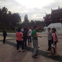 Photo taken at ประตูช้างค้ำ by LaDyz W. on 7/23/2013